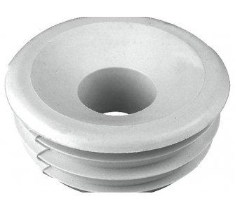 """manžeta do WC na pripojenie rúry (k tlačným ventilom a senzorom) (Ř 65 mm - 3/4"""")"""