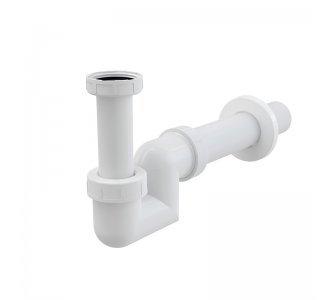 Sifón umývadlový a bidetový DN40 plast