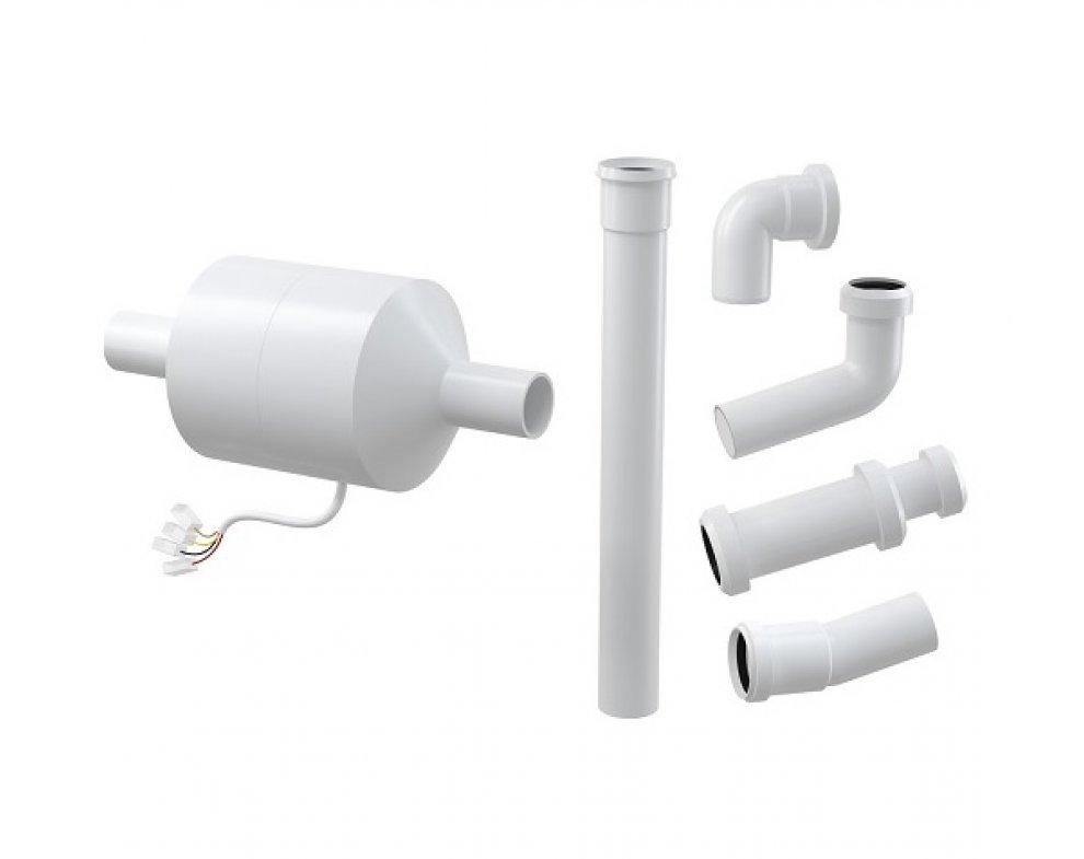 ventilátor pre predstenové inštalačné systémy s odvetrávaním