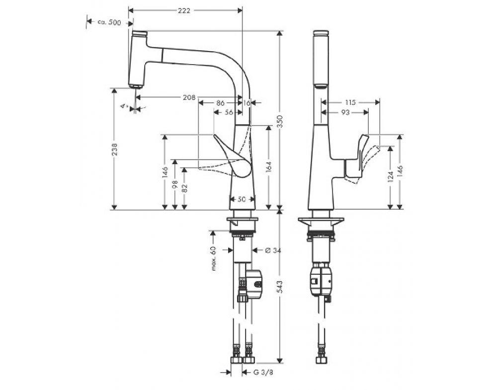 batéria drezová stojanková, Metris Select