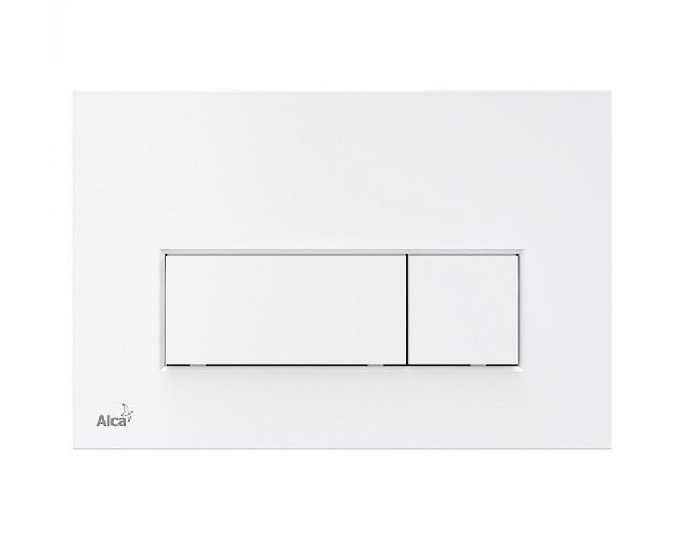 THIN - Ovládacie tlačítko pre predstenové inštalačné systémy, biela