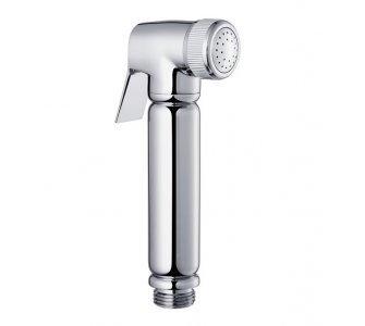 ručná sprcha bidetová so stop funkciou, kovová, CELESTINO