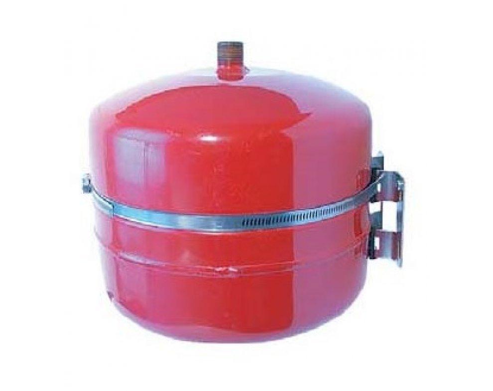 súprava na upevnenie expanznej nádrže s páskou nerez 50 - 425 mm