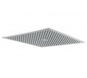 sprchová hlavica štvorcová, 400 × 400 mm