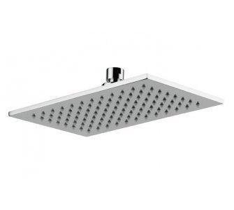 sprchová hlavica obdĺžniková, 250 × 150 mm