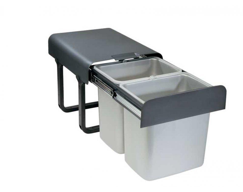 Sorter Sinks EKKO 40 2x16l