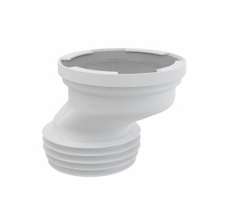 Dopojenie k WC excentrické 40 mm