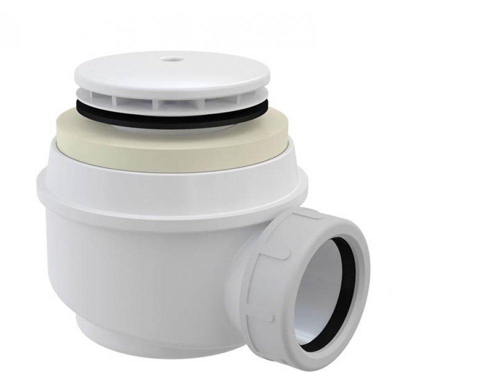 sifón vaničkový biely o50, DN40