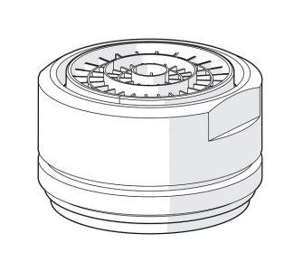 náhradný perlátor, M24x1, chróm