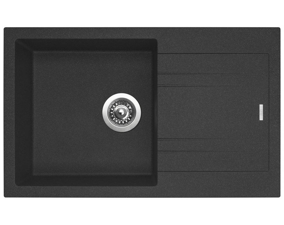 drez granitový Sinks LINEA 780 N Granblack
