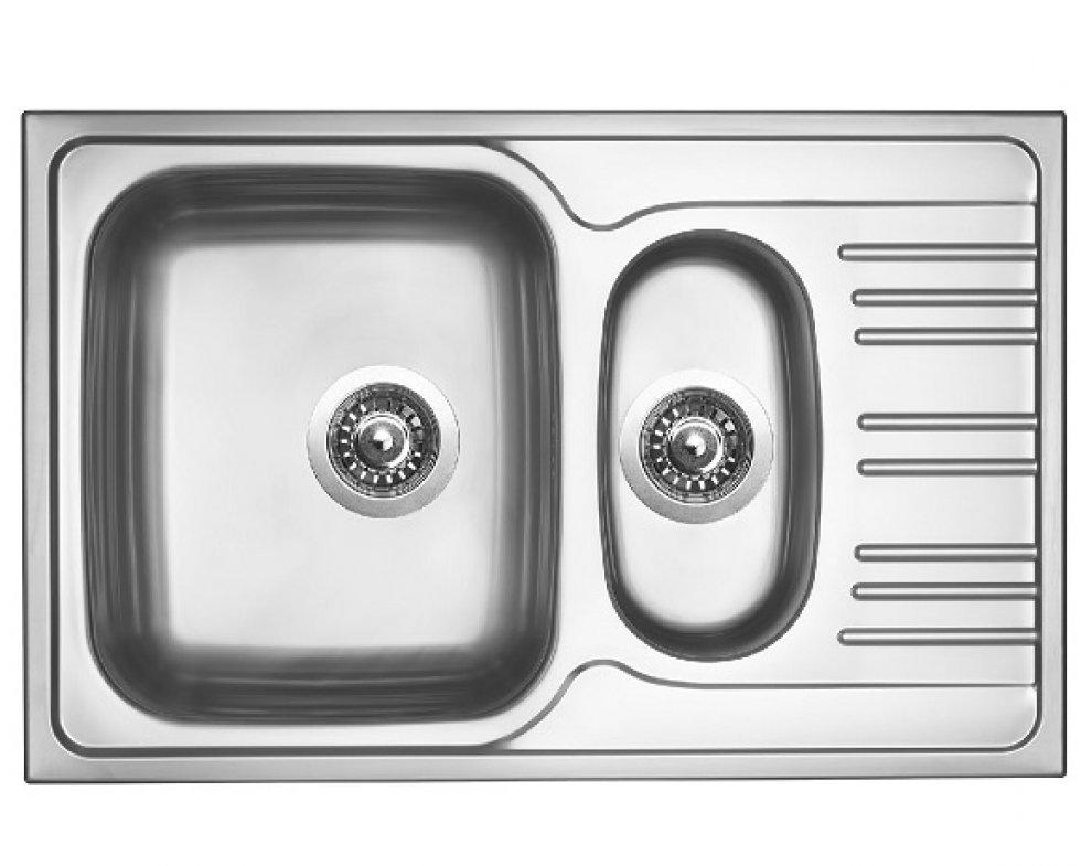 drez nerezový Sinks STAR 780.1 V 0,6mm matný
