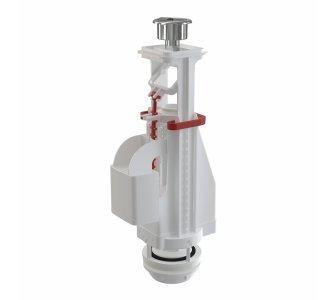Vypúšťací ventil s dvojtlačítkom
