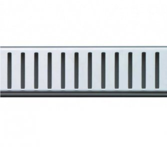 Rošt pre líniový podlahový žľab, 1050mm, PURE, matný